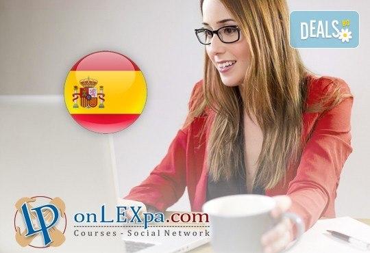 Ефективно и полезно! Научете испански език с двумесечен онлайн курс на нива А1 и А2 с www.onlexpa.com и БОНУС: безплатен курс по сексология! - Снимка 3