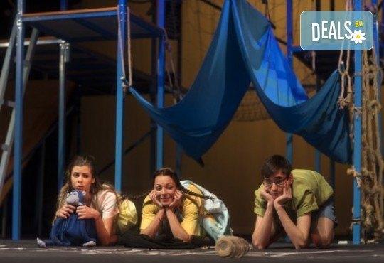 На театър с децата! Гледайте Пипи на 14.03. събота от 17ч. в Театър София, билет за двама - Снимка 2