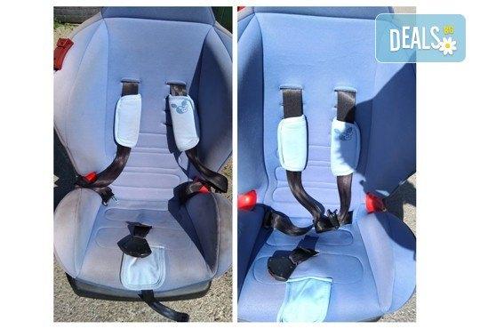 Чистота и уют! Цялостно пране на тесктил с био препарари в дом до 150 кв.м. от Почистване Брути - Снимка 7