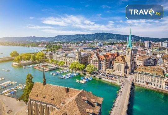 Екскурзия до Женева, Берн, Люцерн и Цюрих! 5 нощувки със закуски, комбиниран транспорт, екскурзовод и посещение на Милано и Венеция - Снимка 3