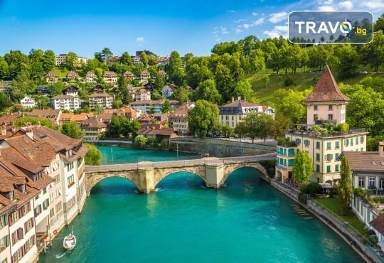 Екскурзия до Женева, Берн, Люцерн и Цюрих! 5 нощувки със закуски, комбиниран транспорт, екскурзовод и посещение на Милано и Венеция - Снимка 1