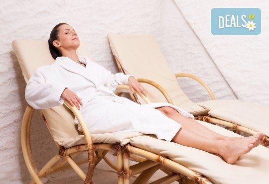 1 процедура халотерапия (солна терапия) в център Девимар