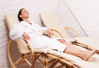 30-минутна халотерапия (солна терапия) срещу алергии, при простудни и дерматологични заболявания в център за жизненост и красота Девимар - Снимка