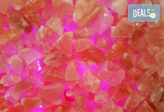 Експресно отслабване с X Body и Crystal salt - 1 или 3 процедури, в център за жизненост и красота Девимар - Снимка 5