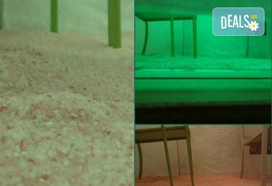 Експресно отслабване с X Body и Crystal salt - 1 или 3 процедури, в център за жизненост и красота Девимар - Снимка 4