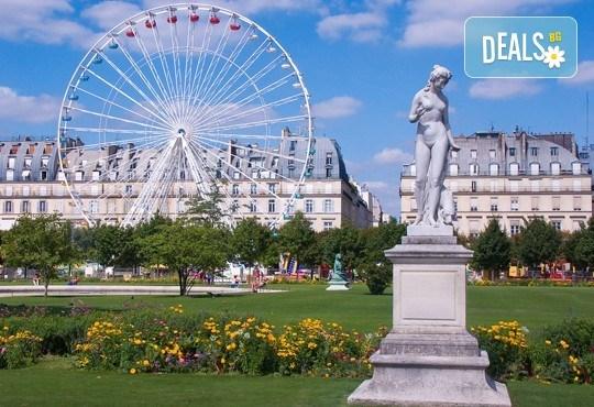 Last Minute екскурзия до Париж и Швейцария с Холидей БГ Тур! 4 нощувки със закуски, транспорт със самолет и автобус, посещение на Монмартър и Сакре Кьор - Снимка 3