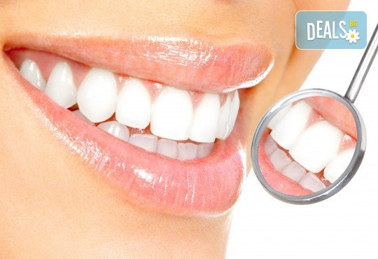 За красива и здрава усмивка! Почистване на зъбен камък и полиране в Дентален кабинет Марица 11 - Снимка 3