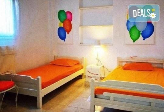 Наем за една нощувка на вили Alexandros или Danae в непосредствена близост до плажа с капацитет до 7-8 човека - Снимка 7