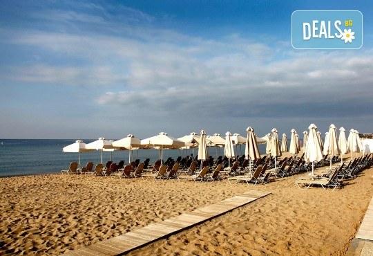 Ранни записвания за почивка през юни или септември в Hotel Marialena 3* в Неа Флогита, Халкидики! 7 нощувки със закуски и вечери, възможност за транспорт - Снимка 6