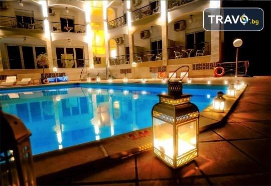 Лятна почивка на супер цена в Stavros Beach Hotel в Ставрос! 7 нощувки със закуски и вечери, възможност за транспорт - Снимка 2