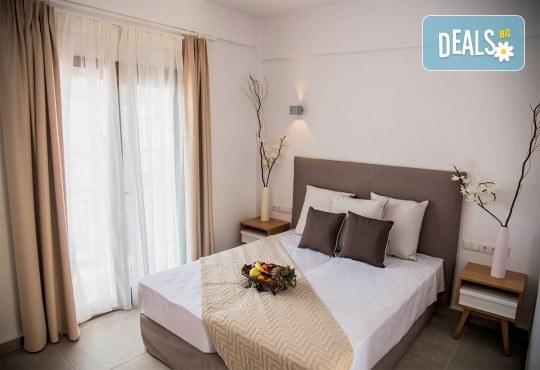 Лятна почивка на супер цена в Stavros Beach Hotel в Ставрос! 7 нощувки със закуски и вечери, възможност за транспорт - Снимка 4