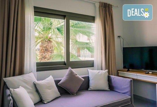 Лятна почивка на супер цена в Stavros Beach Hotel в Ставрос! 7 нощувки със закуски и вечери, възможност за транспорт - Снимка 6