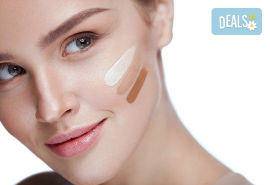 Влагане на серум BB Glow чрез Derma Pen за равномерен и сияен тен на лицето в студио за красота Нова - Снимка 3