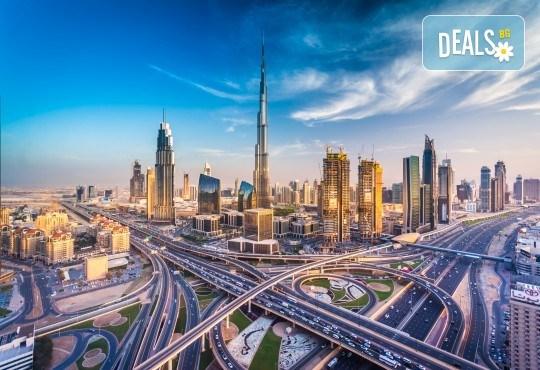 Майски празници в Дубай! 5 нощувки със закуски в Rose Park Hotel 4*, самолетен билет и трансфери, сафари в пустинята и круиз в Дубай Марина - Снимка 4