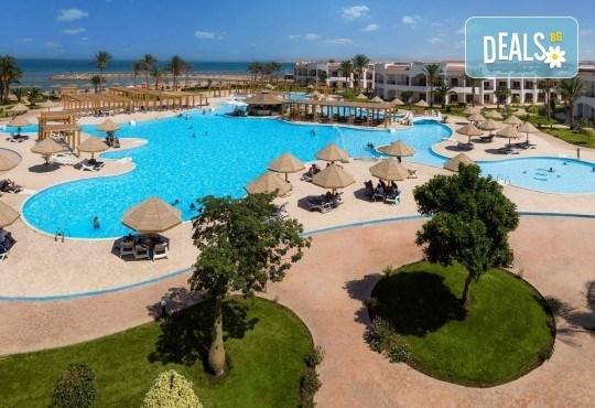 Супер промо за почивка в Египет през март! 7 нощувки All Inclusive в Grand Seas Resort Hostmark 4*, Хургада, самолетен билет с директен чартърен полет и трансфери - Снимка 2