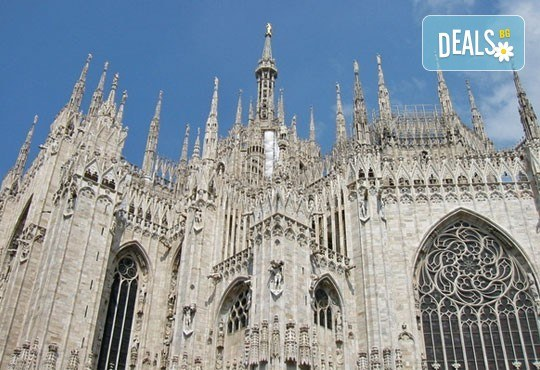 Пролетна екскурзия до Милано с Луксъри Травел! 3 или 4 ношувки в централен хотел 2*/3*, самолетен билет и ръчен багаж - Снимка 7