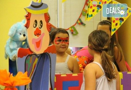 Рожден ден! Наем на зала 2 часа за детско парти с украса, парти музика, зала за възрастни в Детски център Пух и Прасчо в широкия център на София - Снимка 3