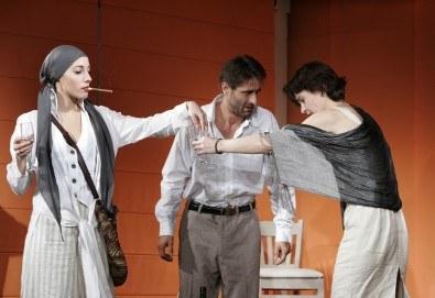 Вечер на смеха с Канкун от Ж. Галсеран на 11-ти март (сряда) в Малък градски театър Зад канала! - Снимка