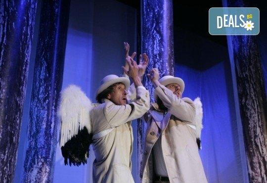 Гледайте комедията Балкански синдром от Станислав Стратиев на 15-ти март (неделя) в Малък градски театър Зад канала! - Снимка 9