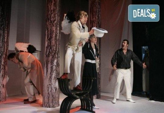 Гледайте комедията Балкански синдром от Станислав Стратиев на 15-ти март (неделя) в Малък градски театър Зад канала! - Снимка 12