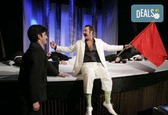 Гледайте комедията Балкански синдром от Станислав Стратиев на 15-ти март (неделя) в Малък градски театър Зад канала! - Снимка 10