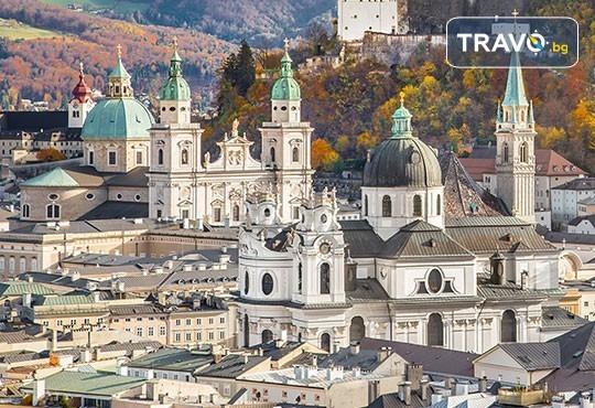 Екскурзия до Залцбург, Цюрих, Женева, Лозана и Милано! 4 нощувки със закуски, транспорт и екскурзовод от Луксъри Травел - Снимка 1