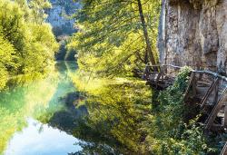 За 1 ден до Правешкия манастир, пещерата Проходна, парка Златна Панега и Луковит! Транспорт, програма и екскурзовод от Глобул Турс - Снимка