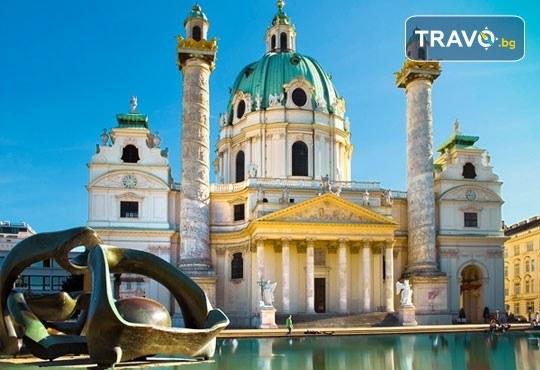 Екскурзия до Будапеща и Виена с Холидей БГ Тур! 3 нощувки със закуски, транспорт, водач и възможност посещение на Братислава, Лихтенщайн, Баден - Снимка 3