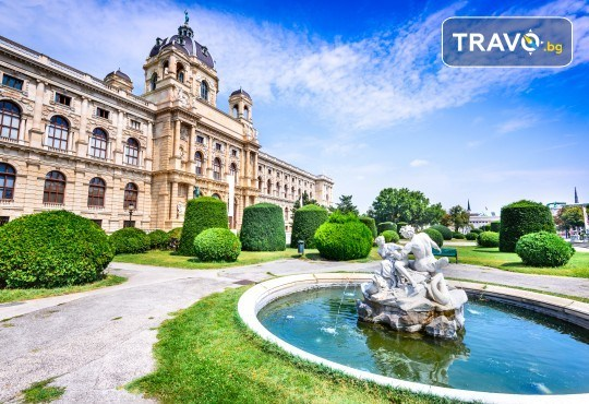 Екскурзия до Будапеща и Виена с Холидей БГ Тур! 3 нощувки със закуски, транспорт, водач и възможност посещение на Братислава, Лихтенщайн, Баден - Снимка 1