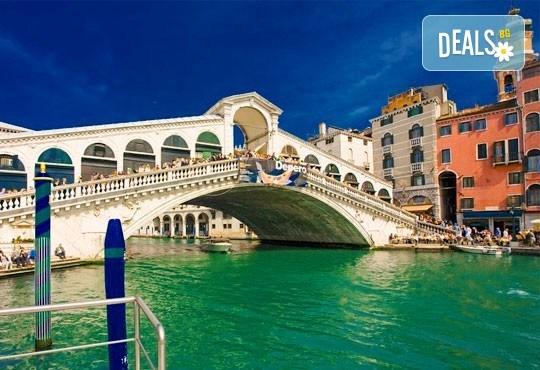 Романтична екскурзия до Венеция с Луксъри Травел! 4 нощувки със закуски в хотел 2*/3*, самолетен билет и екскурзовод - Снимка 2