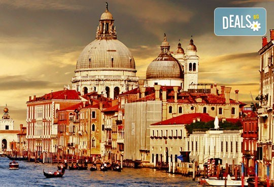 Романтична екскурзия до Венеция с Луксъри Травел! 4 нощувки със закуски в хотел 2*/3*, самолетен билет и екскурзовод - Снимка 3