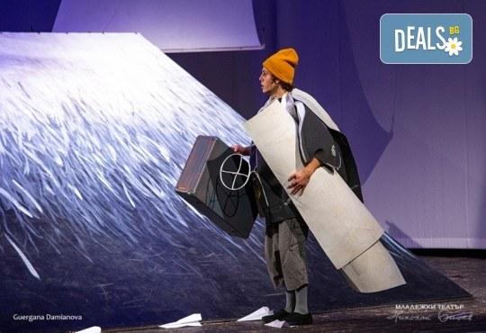 """На театър с децата! Гледайте """"Ние, врабчетата"""" на Йордан Радичков на 08.03. от 11 ч. в Младежки театър, голяма сцена! Билет за един - Снимка 5"""