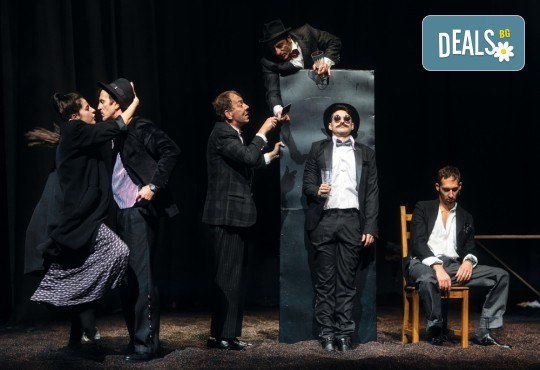 Гледайте черната комедия Емигрантски рай на 18.03. от 19ч. в Театър ''София'', билет за един! - Снимка 3