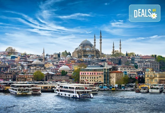 Пролетна екскурзия до Истанбул с Глобул Турс! 2 нощувки със закуски, транспорт, посещение на Пеещите фонтани и мол Емаар - Снимка 2