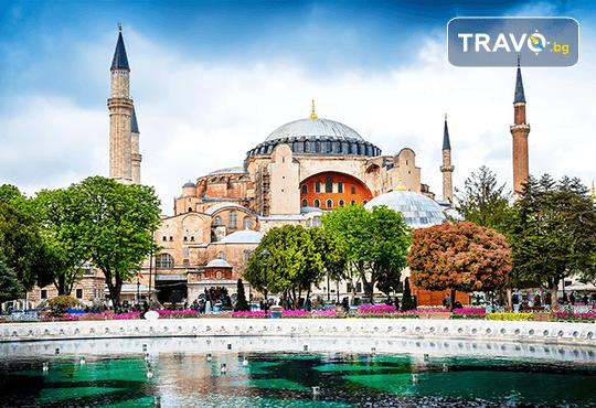 Пролетна екскурзия до Истанбул с Глобул Турс! 2 нощувки със закуски, транспорт, посещение на Пеещите фонтани и мол Емаар - Снимка 1