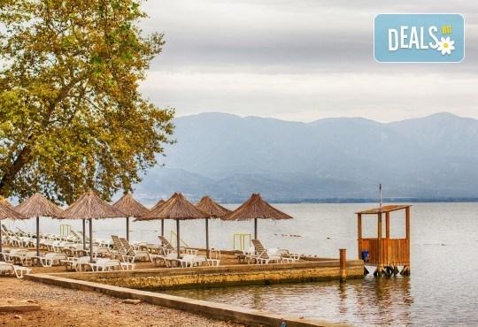 Уикенд екскурзия до Северна Македония с посещение на Дойранското езеро! 1 нощувка със закуска и вечеря, транспорт, посещение на Мелник и Рупите - Снимка 1