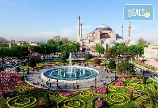 Супер цена за Фестивал на лалето през пролетта в Истанбул! 2 нощувки със закуски в Grand Milan 3 *, транспорт и посещение на Одрин - Снимка 4