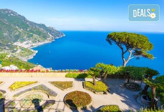 Романтика в Южна Италия! 5 нощувки със закуски, транспорт, посещение на Неапол, Херкулан, Алберобело, Везувий и Помпей - Снимка 8