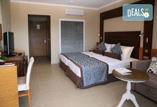 Ранни записвания за почивка през септември в Delta Beach Resort 5*, Бодрум! 7 нощувки на база All Inclusive Plus, възможност за транспорт - Снимка 3
