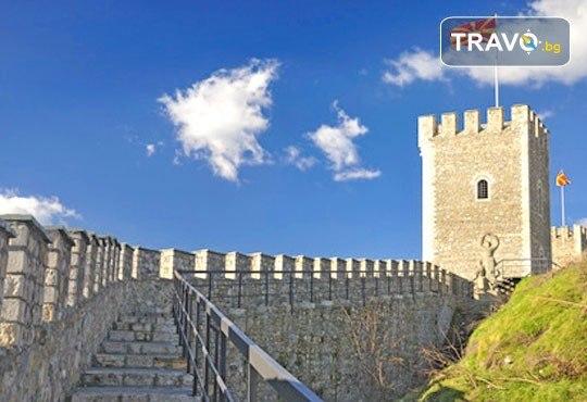 Екскурзия до Охрид и Скопие до България Травъл! 2 нощувки със закуски и вечери край Охридското езеро, транспорт и посещение на Струга - Снимка 3