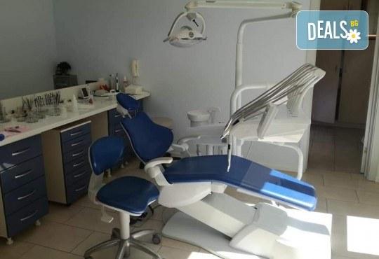 Избелване на зъби с иновативната система PURE на фирма Axis, почистване на зъбен камък и обстоен стоматологичен преглед от д-р Диляна Кънчева - Снимка 4