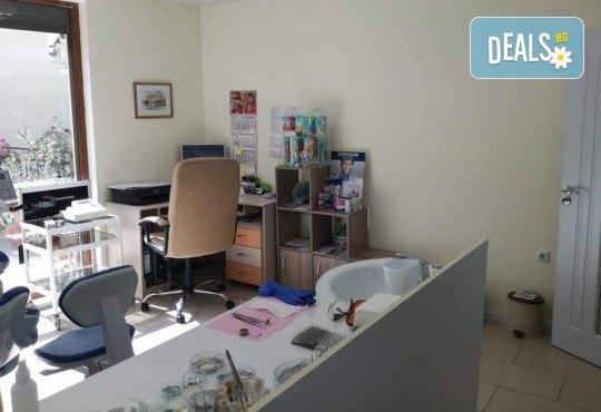 Избелване на зъби с иновативната система PURE на фирма Axis, почистване на зъбен камък и обстоен стоматологичен преглед от д-р Диляна Кънчева - Снимка 7