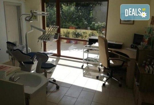 Избелване на зъби с иновативната система PURE на фирма Axis, почистване на зъбен камък и обстоен стоматологичен преглед от д-р Диляна Кънчева - Снимка 6