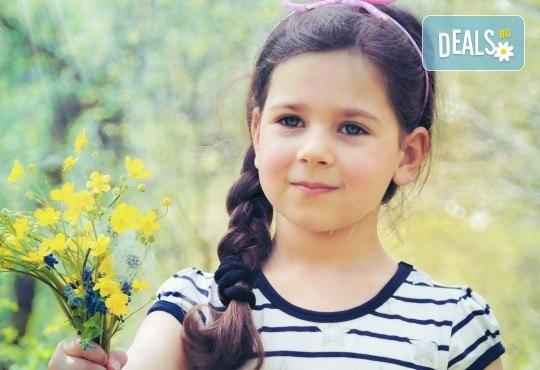 Детска или семейна фотосесия на открито с 5 или 15 обработени кадъра от фотограф София Асеникова - Снимка 2