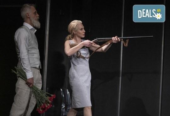 Празникът с Бойко Кръстанов, Владимир Зомбори, Мак Маринов и други на 14-ти март (събота) в Малък градски театър Зад канала! - Снимка 14