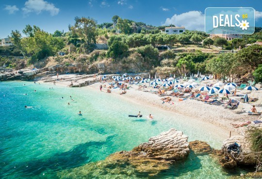 Почивка на остров Корфу: 5 нощувки на база All Inclusive, транспорт и водач