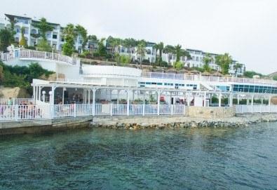 Почивка в края на лятото в Kadikale Resort 5* в Бодрум! 7 нощувки на база All Inclusive, възможност за транспорт - Снимка