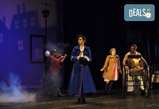 Гледайте с децата! Мери Попинз на 15.03. неделя от 11.00 ч. в Театър ''София'', билет за двама! - Снимка 3