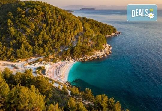 Екскурзия до остров Тасос - зеления рай на Гърция! 3 нощувки със закуски, транспорт, водач и посещение на Кавала - Снимка 3