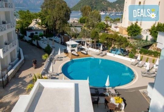 Почивка през септември в Munamar Beach Residence 5*, Мармарис! 7 нощувки на база All Inclusive, възможност за транспорт - Снимка 6